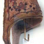 Erkek başlığı; keçe,deri / Pazırık Kurganı–3 MÖ. 299-260