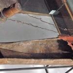 Arp'ı andıran bir müzik aleti / Altay Pazırık Kurganı-2 MÖ. 300-290