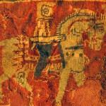Pazırık halısından bir detay ( MÖ.252-238)