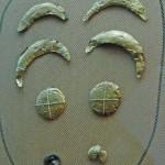 Kaplan başı düzeninde eyer askısı dekorasyonları. (2.Bash-adar)