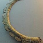 At maskesi için dağ keçisi boynuzu (Altın kaplama) / Pazırık-Altay, Kurgan 1 MÖ. 305-288